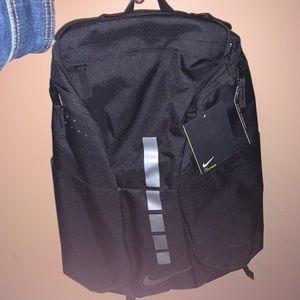 Black/Reflective Nike Backpack
